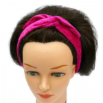 cherrybee_wired_haarband_bandana_bandeau_fuchsia_pink_velours_handmade